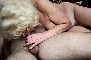 Amateur,straight,compilation,granny