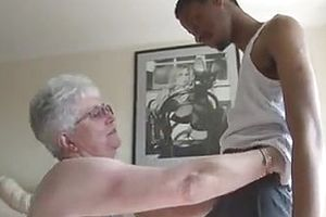 granny,interracial,big Tits,straight