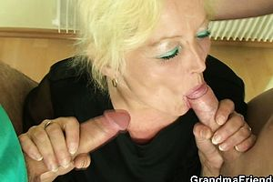 Blonde,blowjob,bukkake,cumshot,fetish,granny,mature,reality,threesome