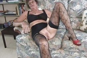 British,granny,lingerie,mature,straight