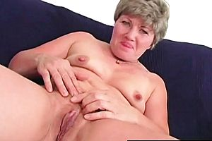 Amateur,granny,hairy,masturbation,mature