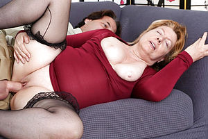 Crimson head,granny,facial,big ass,big tits,stockings,straight