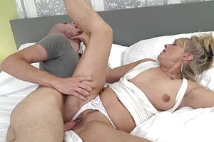 anal,german,granny,orgasms,young,blonde