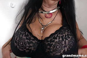 mature,vintage,stockings,old amp,young,granny,big Natural Tits,saggy tits