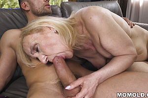 Blonde,blowjob,fingering,hardcore,mature,old Amp,young,granny,doggy Style
