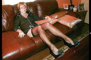 Amateur,mature,milf,granny,lingerie,nylon,hd Videos,pantyhose