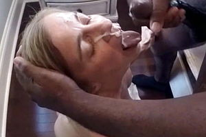 cumshot,mature,facial,interracial,old Amp,young,cuckold,granny